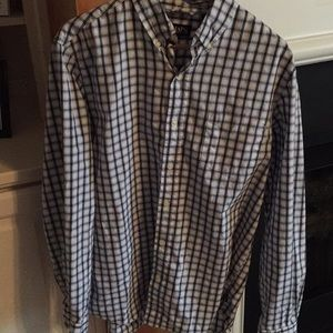 Chaps long sleeve button down